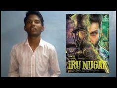 Iru Mugan Teaser Review By M.D.R