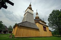 Ladomirova Muzeum.SK - Drevené kostolíky na Slovensku