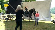 Annie Leibovitz Disney Dream behind the scene | Disney Dream Portraits by Annie Leibovitz: Behind the Scenes with ...