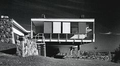 marcel breuer starkey house, minnesota, 1955