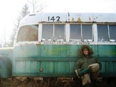 the greatest story. chris mccandless is my soul mate.