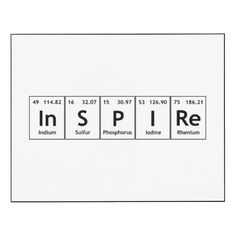 Breaking Bad style Custom Name Decal with Periodic Table