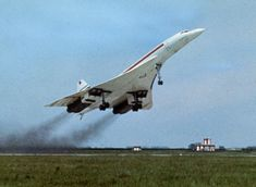 Vintage Aircrafts As a result, Concorde flights were further curbed. - The Concorde was a special machine. Concorde, Tupolev Tu 144, Private Plane, Private Jets, Delta Wing, Airplane Photography, Passenger Aircraft, Air Festival, Commercial Aircraft
