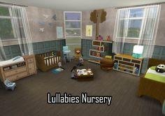 3T4 Lullabies Nursery Conversion at Enure Sims • Sims 4 Updates