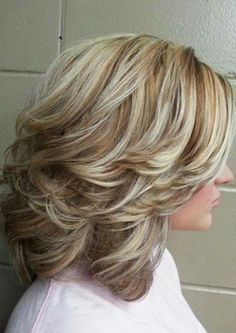 50 Best Medium Length Layered Haircuts in 2019 Hair Adviser, 10 Modern Medium Length Layered Hairstyles Gallery Women. 50 Best Medium Length Layered Haircuts In 2019 Hair Adviser. Short Hair With Layers, Long Layered Hair, Short Hair Cuts, Hairstyles For Medium Length Hair With Layers, Layered Bobs, Shoulder Length Layered Hairstyles, Pixie Cuts, Short Pixie, Midlength Layered Hair