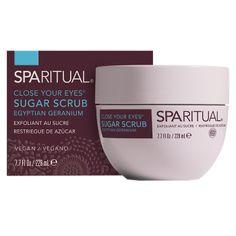 SpaRitual Close Your Eyes Sugar Scrub | Beauty.com