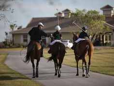 Located near Juniper Island, Florida, Hobe Sound Polo Club, which has previously hosted several United States Polo Association tournaments and numerous international team practices, has recently been listed for sale. The centerpiece of this polo club is a 120-acre equestrian complex that includes five regulation polo fields, two stick and ball fields, barns, and outbuildings.