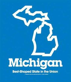 I get to go to Michigan on Monday!