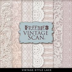 Freebies Winter Lace