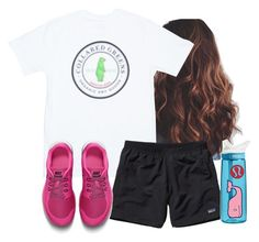 """""""Sorry for all the camp sets, I'm just really excited"""" by aweaver-2 ❤ liked on Polyvore featuring Patagonia, NIKE, CamelBak, Vineyard Vines and lululemon"""