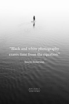 Guide To Black & White Photography | @artifactuprsng X Jason Peterson