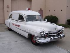 1951 Cadillac Superior Ambulance ★。☆。JpM ENTERTAINMENT ☆。★。