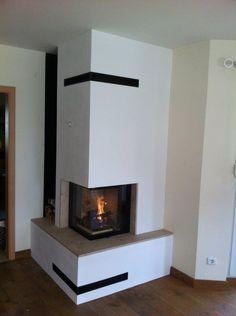Modern, Home Decor, Fireplaces, Trendy Tree, Decoration Home, Room Decor, Home Interior Design, Home Decoration, Interior Design