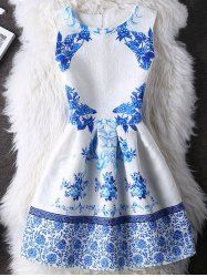 Print Dresses | Cheap Floral And Leopard Print Dresses For Women Online At Wholesale Prices | Sammydress.com Page 17