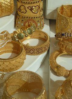 Dubai Gold Jewellery #Dubai Jewellery Design #Gold Jewellery Design #New Jewellery Design