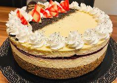 Cake, Food, Poppy, Mini, Handmade, Candy, Hand Made, Kuchen, Essen