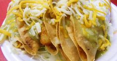 Tasty Crispy Potato Rajas Tacos with Video Instructions  geekola Fiverr Seller I am a full-time, freelance web developer. My area of expertise lands me under the front end developer label. Most of the work that I do is with WordPress, PHP, HTML, CSS and jQuery. I write... #bosstacos #potato #taco
