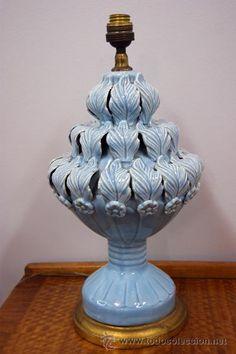 Impresionante lampara manises