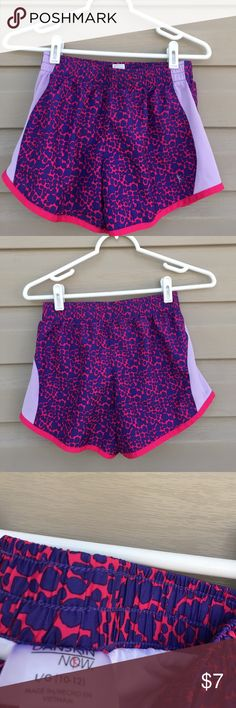Danskin girls shorts Nice 100% polyester pull on shorts no stains or holes Danskin Bottoms Shorts