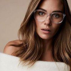 Clear Glasses Frame For Women's Fashion Ideas #Transparent #Eyeglass (49)