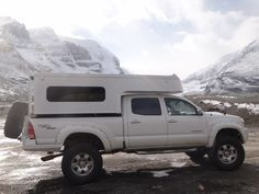 Camper and Truck Photos - Page 25 - Expedition Portal - Camper Wiz Truck Tent, Truck Bed Camper, Rv Truck, Pickup Trucks, Slide In Camper, Off Road Camper, Popup Camper, Camper Van, Pickup Camping