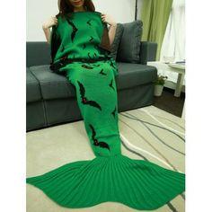 Blankets & Throws | Cheap Crochet Blankets & Sofa Throws Online Sale | DressLily.com LunaRip~Cool Halloween one :)