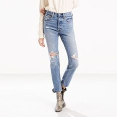 501 Skinny | 500 Icons Series |  Jeans | Clothing | Women | Levi's® Sweden (SE)