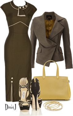 """Dress Collecion"" by dimij on Polyvore"
