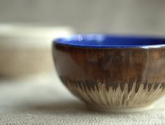 Small Carved Bowl by piefferstudios $19 #ceramics #pottery