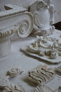 I love old capitals, corbels, etc...gorgeous