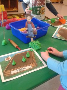 FREE Farm Playdough Mat Set - Pick Up Your Copy Today!