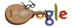 Google celebrates the 110th birthday of 20th-century Egyptian singer and composer Mohamed Abdel Wahaab