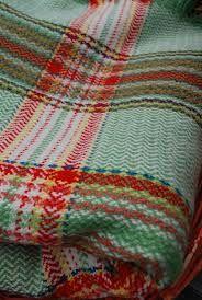 vintage welsh blankets - Google Search