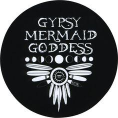 ☮ American Hippie ☮ Gypsy Mermaid Goddess