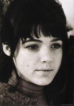 an innocent Edie Sedgwick