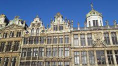 Grand Place - Brussels, Belgium. April 2014.  Carol Garbelotto