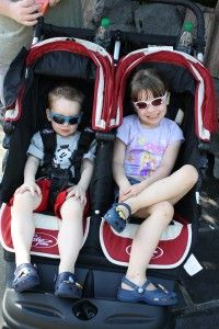 Rent from Kingdom Strollers while in Disney World - BEST DISNEY TIP EVER