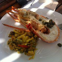 Os frutos do mar estão presentes na culinária do Ceará e é uma boa pedida para o almoço. O que acha? Foto: @blograscunhosdefotografia.