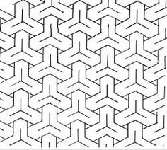 3.6.3.6 WB/FS tessellation, Crease Pattern by EricGjerde