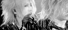 Ruki and Uruha. The Gazette.