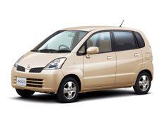 Nissan Moco (SA0) '04.2002–02.2006