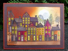 Holiday Home neighborhood Barbaras Kreativ-Studio : Aus dem Häuschen ... - Stampin'Up! Artisan Team Blog Hop