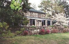 The Stone Hedge Inn Bed & Breakfast, Tryon, NC | North Carolina | Inns | Country Inns | Travel | Lodging | Bed and Breakfast | bnblist.com hedg inn, stone hedg, inn bed