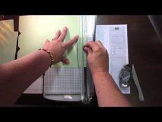 ▶ Stampin' Up! Envelope Punch Board Not Just Envelopes - YouTube