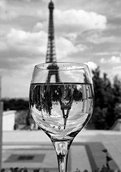 Effeil Tower, Paris, France.