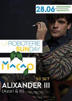 dj set ★★ Alixander III ★★ (Azari & III)  https://soundcloud.com/alixanderiii
