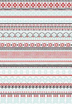 Knitwear Wallpaper