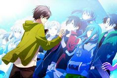 Summer Time Record_Mekakushi-Dan