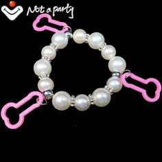 Refine pearl glitter penis head bracelets sex products bachelorette hen nights supplies for wedding party favor bidal gifts #Affiliate