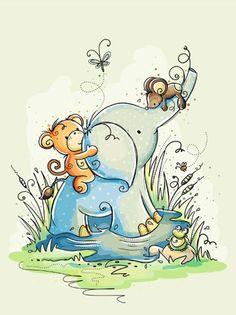Google Afbeeldingen resultaat voor http://www.younameitbaby.com/media/upload/CC%2520Art/Rachelle%2520Anne%2520Miller/elephant-friends-1.jpg